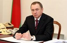 Belarus cáo buộc các nước Phương Tây ''gieo rắc hỗn loạn''