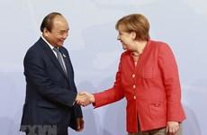 Thúc đẩy mối quan hệ Đối tác chiến lược giữa Việt Nam và Đức