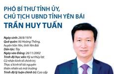 [Infographics] Chủ tịch Ủy ban Nhân dân tỉnh Yên Bái Trần Huy Tuấn