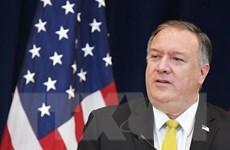 Ngoại trưởng Mỹ Mike Pompeo rút ngắn chuyến công du châu Á