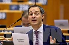 Quốc hội Bỉ ủng hộ Chính phủ liên minh mới liên kết 7 đảng