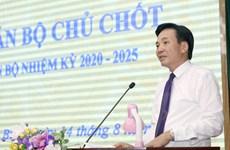 Thủ tướng bổ nhiệm lãnh đạo Văn phòng Chính phủ và Bộ Xây dựng