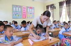 Bộ GD-ĐT yêu cầu không giao thêm bài tập về nhà cho học sinh lớp 1