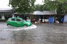 Dải hội tụ nhiệt đới gây mưa lớn ở Trung Bộ, Tây Nguyên và Nam Bộ