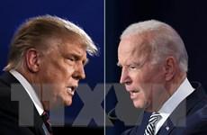 Tổng thống Trump tiếp tục tranh luận trực tiếp với ứng cử viên Biden