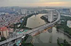 """Khát vọng """"Rồng bay"""": Những mảng sáng giao thông Thủ đô"""