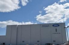 Canada đầu tư gần 600 triệu CAD vào nhà máy sản xuất ôtô điện của Ford
