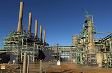 Giá dầu mỏ thế giới đã tăng hơn 9% trong tuần qua