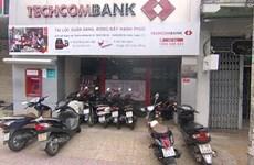 TP.HCM: Bắt đối tượng nữ cướp hơn 2 tỷ đồng của ngân hàng Techcombank