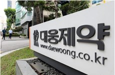 Tập đoàn Daewoong được thử nghiệm thuốc niclosamide chữa COVID-19