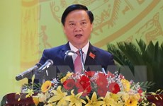 Ông Nguyễn Khắc Định tái đắc cử Bí thư Tỉnh ủy Khánh Hòa