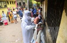 Ấn Độ ghi nhận thêm 1 triệu ca mắc COVID-19 chỉ trong 13 ngày