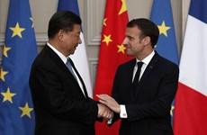 Những bất đồng trong mối quan hệ giữa Pháp và Trung Quốc
