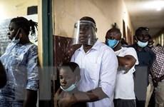 Khoảng 5,4 triệu cử tri Guinea bắt đầu đi bỏ phiếu bầu cử tổng thống