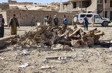 Afghanistan: Thương vong trong vụ đánh bom xe tại tỉnh Ghor tăng nhanh