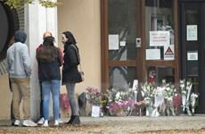 Pháp: Hàng nghìn người tham gia tưởng niệm thầy giáo bị sát hại