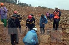 Vụ sạt lở tại Rào Trăng 3: Sạt lở hơn 30.000m3 đất đá, độ sâu từ 5-7m