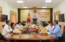 Tổng hợp ngày làm việc đầu tiên Kỳ họp thứ 10, Quốc hội khóa XIV