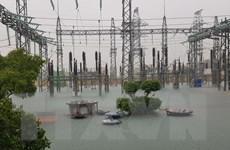Điện lực Quảng Bình khẩn trương khôi phục cấp điện sau lũ