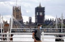 Nợ công của Vương quốc Anh tăng cao kỷ lục trong 60 năm qua