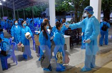 Đưa gần 340 công dân Việt Nam từ châu Âu, châu Mỹ và châu Phi về nước