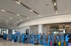 Hơn 360 công dân về từ Hoa Kỳ và Hàn Quốc đã hạ cánh tại Đà Nẵng