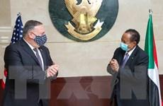 Chính phủ Mỹ chính thức đưa Sudan khỏi danh sách tài trợ khủng bố