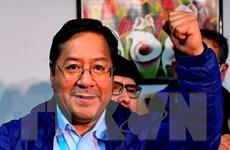 Bolivia: Kết quả kiểm phiếu khẳng định chiến thắng của ông Luis Arce