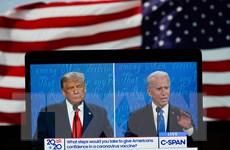 Bầu cử Mỹ 2020: Nhận định trái chiều về kết quả cuộc tranh luận cuối