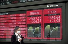 Thị trường chứng khoán châu Á phần lớn giảm trong phiên 27/10