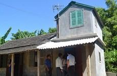 Hỗ trợ trên 19.200 hộ nghèo miền Trung xây nhà phòng tránh bão lụt