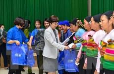 Báo Tin Tức đồng hành cùng vùng khó ở huyện miền núi Thanh Hóa