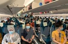 Dịch COVID-19: Đưa hơn 350 công dân Việt Nam từ Nhật Bản về nước