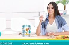 Sữa Lazu - sản phẩm chăm sóc và bảo vệ sức khỏe cho người Việt