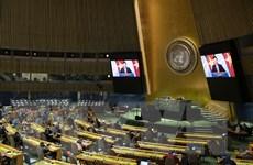 Đại Hội đồng Liên hợp quốc trở lại họp trực tiếp từ đầu tháng 11 tới