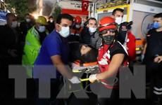 Động đất tại Thổ Nhĩ Kỳ-Hy Lạp: Thương vong không ngừng tăng
