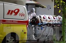 Hàn Quốc 4 ngày liên tiếp ghi nhận số ca nhiễm COVID-19 mới trên 100