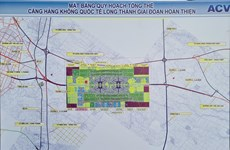 Lập Tổ công tác bảo đảm an ninh, trật tự xây dựng sân bay Long Thành
