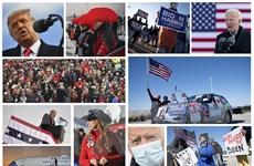 Bầu cử Mỹ 2020: Nước Mỹ nín thở trước thời khắc quyết định