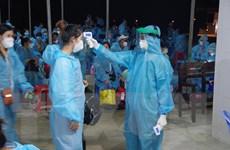 Dịch COVID-19: Đưa gần 240 công dân Việt Nam từ Brunei về nước
