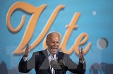 Bầu cử Mỹ: Ứng cử viên Biden cam kết kiểm soát dịch COVID-19