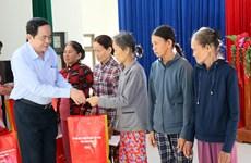 Các nhà hảo tâm chung tay khắc phục hậu quả bão lũ tại Quảng Nam