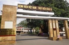 UBND tỉnh Quảng Ninh sẽ quản lý Bệnh viện Việt Nam-Thụy Điển Uông Bí