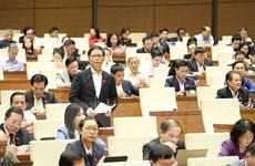 Cử tri đánh giá cao ý kiến thảo luận của các đại biểu Quốc hội