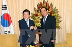 Thành phố Hồ Chí Minh - điểm đến tin cậy của các nhà đầu tư Hàn Quốc