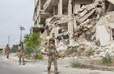 Lực lượng Thổ Nhĩ Kỳ tiếp tục rút khỏi một căn cứ ở Tây Bắc Syria