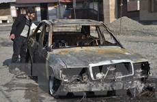 Azerbaijan tuyên bố đã chiếm thị trấn chiến lược tại Nagorny-Karabakh