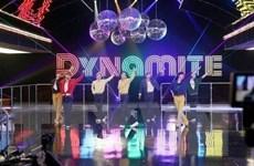 Nhóm nhạc đình đám BTS giành 4 giải thưởng MTV châu Âu