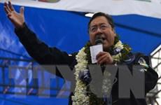 Bolivia: Tổng thống đắc cử Luis Arce tuyên thệ nhậm chức