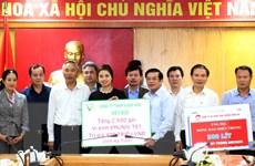 17 tỷ đồng hỗ trợ Hà Tĩnh tái thiết, khôi phục sản xuất sau mưa lũ